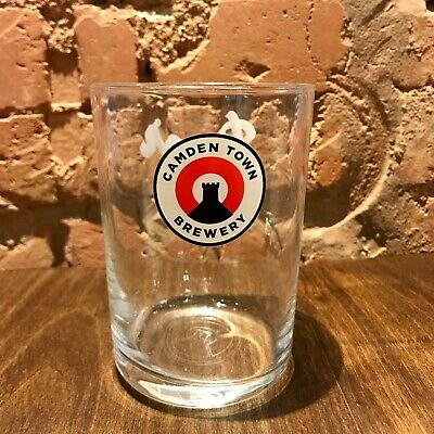 Camden Town Brewery Jack Pint Glass - New/ Stubby Ipa Lager Brewery Craft Beer • 5£