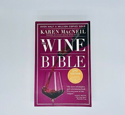 The Wine Bible • 7.09£