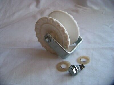 AU12.81 • Buy Nelson Rain Train Traveling Tractor Sprinkler FRONT WHEEL Assembly PARTS EUC