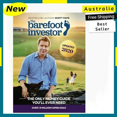 AU24.98 • Buy The Barefoot Investor 2020 Update | Paperback Book | BRThe Barefoot Investor AND