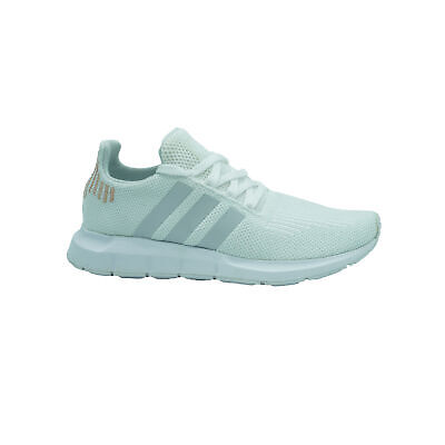 AU107.34 • Buy Adidas Women's Swift Run Casual Athletic Shoes White Gold Size 7