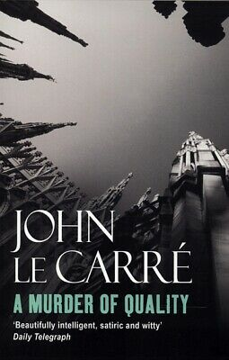 £3.02 • Buy A Murder Of Quality By John Le Carr (Paperback) Expertly Refurbished Product