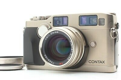 $ CDN1696.43 • Buy [Near Mint] Contax G2 Rangefinder 35mm Camera Body W/ Planar 45mm F2 Lens Japan