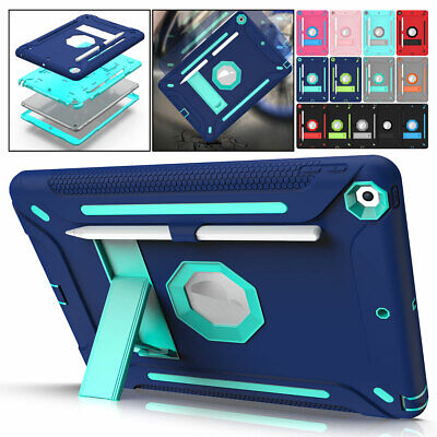 AU27.79 • Buy For IPad 8th Generation 10.2 2020 Shockproof Stand Case Cover With Pencil Holder