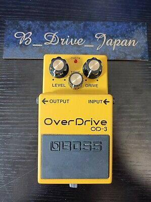 $ CDN78.65 • Buy Boss OD-3 Overdrive Guitar Effect Pedal Shipped From Japan