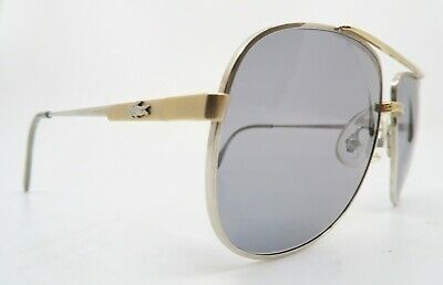 Vintage Lacoste Sunglasses Mod 727 Size 67-16 Mens Medium Made In France **** • 10£