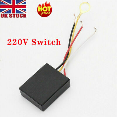 220V Touch Light Lamp Dimmer Switch-Control Module Sensor For Incandescent LED • 4.48£