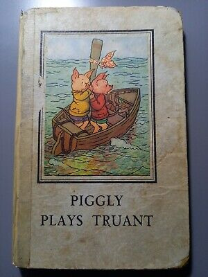 Ladybird Books Pigly Plays Truant Series 401 1955 • 1.99£