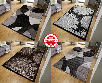 Large Living Room Area Rug Modern Hallway Floor Runner Modern Carpets Bedroom UK • 70.99£