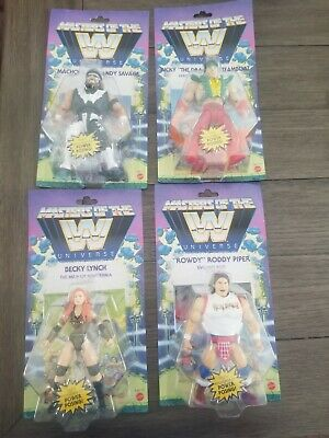 $125 • Buy WWE 2021 Wave 5 Masters Of The Universe Action Figures Complete Set Of 4 MOTU