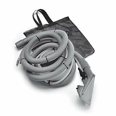 Universal Upholstery Hand Tool Attachment Vacuum Cleaner Hose 12 Feet Grey • 69.57£