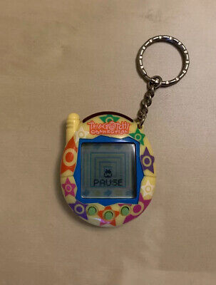 $ CDN46 • Buy Tamagotchi Connection V3 - Yellow Stars - Tested & Working!