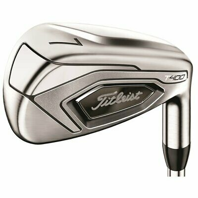 AU1075.12 • Buy Titleist T400 7-PW, AW, GW Iron Set Regular Graphite Very Good