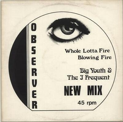 ID7900z-Big Youth-Whole Lotta Fire - B-PRE2-vinyl 12-UK-m10s10 • 31.82£