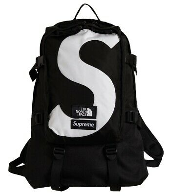 $ CDN253.74 • Buy Supreme The North Face S Logo Expedition Backpack Black Deadstock New