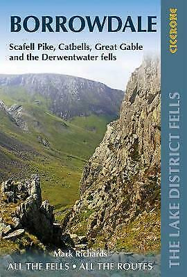 Walking The Lake District Fells - Borrowdale,  ,  Paperback • 11.49£