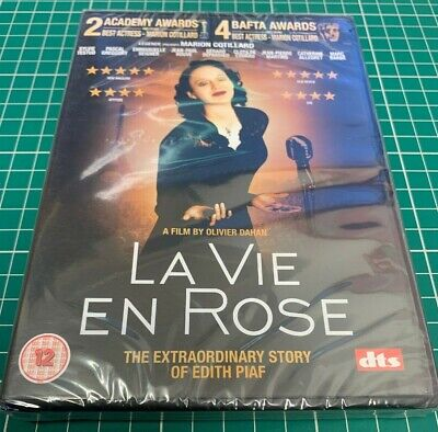 La Vie En Rose DVD New And Sealed • 8.99£