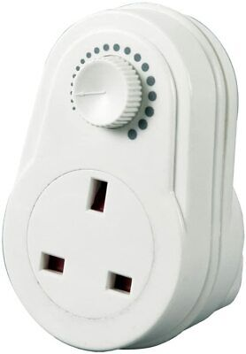 13a Plug In Dimmer Switch Controller Light Lamp • 10.04£