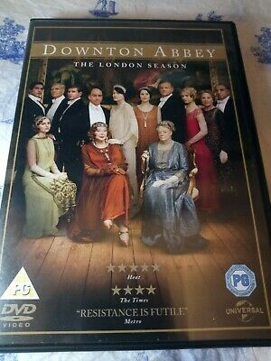 Downtown Abbey The London Season Christmas Special 2013 • 6£
