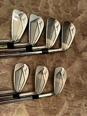 AU904.16 • Buy New Mizuno Jpx-919 Tour Forged 4-pw Iron Set W/ Dynamic Gold 120 S300 Stiff Flex