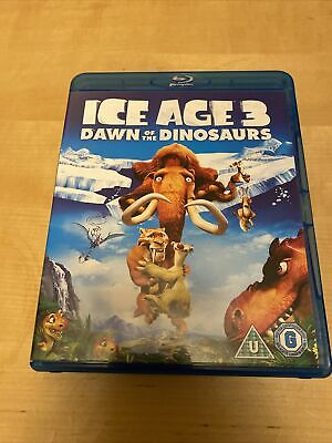 Ice Age 3 - Dawn Of The Dinosaurs (Blu-ray, 2009) 1 Disc • 2.35£