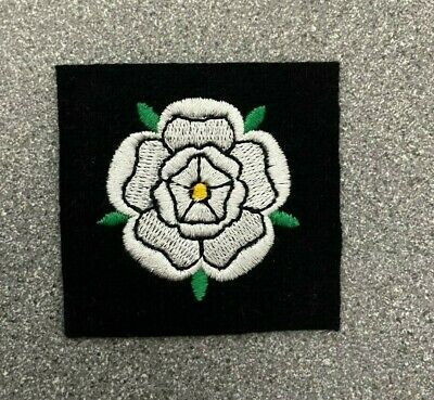 £1.99 • Buy Brand New Yorkshire Flower Sew On Patch