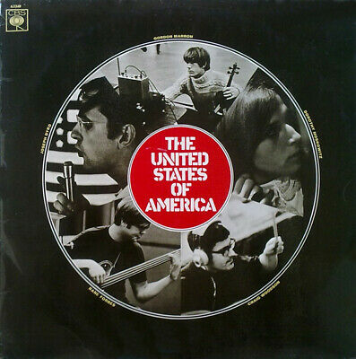 ID5z-The United States Of-The United States Of-63340-vinyl LP-uk-m11s11 • 126.32£