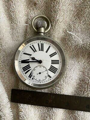 £177.43 • Buy Antique Goliath The Giant Pocket Watch