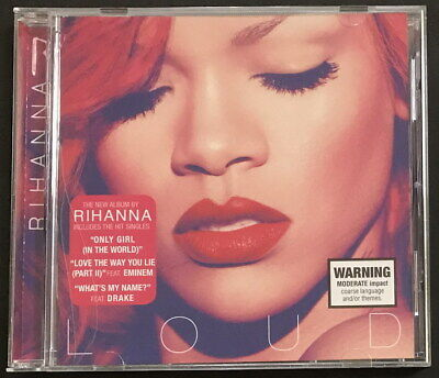 AU10 • Buy Rihanna - Loud CD - Free Shipping