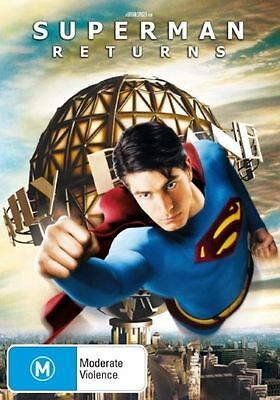 AU3.60 • Buy Superman Returns DVD ALT Kevin Spacey Is A Baddy. No... It Appears He Really Is