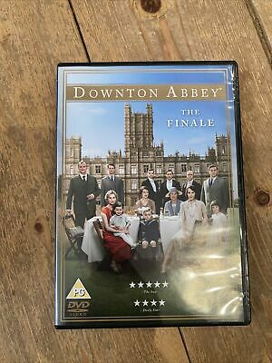 Downton Abbey - Series Finale (UK Region 2 DVD) Watched Once • 1.60£