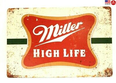 $14.20 • Buy Miller High Life Beer 3 X 5 Flag Banner 3x5 Feet Large New Fast Free USA Ship
