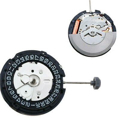 $35.99 • Buy New Watch Movement Replacement For Seiko 5M65 KINETIC Movement 7 Jewels  H3 Date