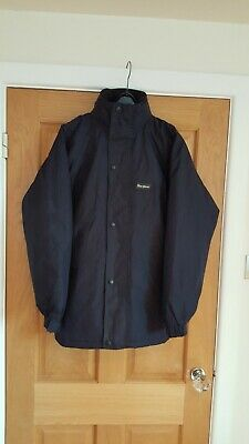 Peter Storm Jacket XS Chest 32-34  Fleece Lined. Navy Blue. Rarely Worn. • 5.99£