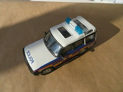 Diecast Police Land Rover Discovery • 2£