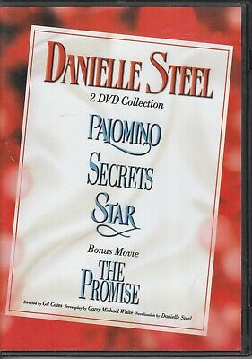 Danielle Steel 2 DVD 4 Film Collection Palomino / Secrets / Star / The Promise • 5.79£