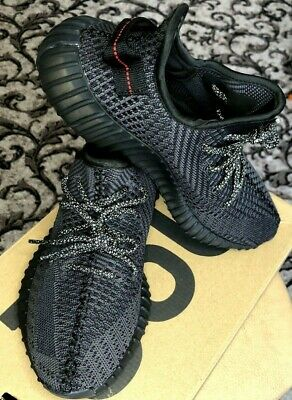 $ CDN256.94 • Buy  New Box  Adidas Yeezy Boost 350 V2 Black Size 7