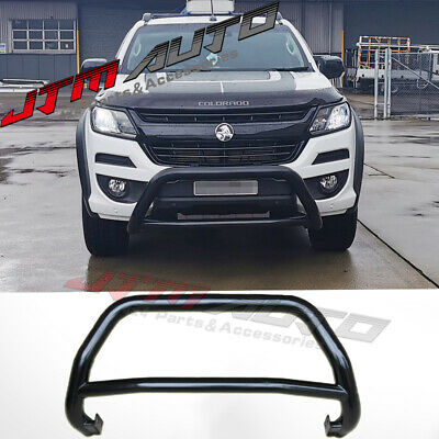 AU289 • Buy Sensor Compliant 3  Black Nudge Bar Grille Guard For Holden Colorado Z71 2016+