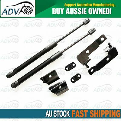 AU83.15 • Buy For Mitsubishi NS NT NW NX Pajero 06-On Front Hood Bonnet Gas Strut Damper Lift