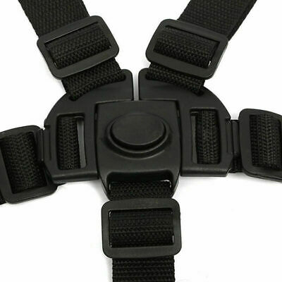 AU4.94 • Buy 5Point Safety Baby Kids Harness Stroller High Chair Car Belt Pram Strap Fast