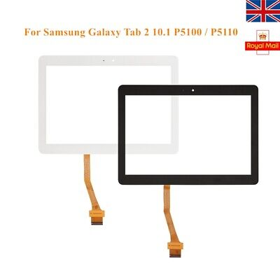 £11.65 • Buy For Samsung Galaxy Tab 2 10.1 P5110 / P5100 Touch Screen Digitizer Replacement