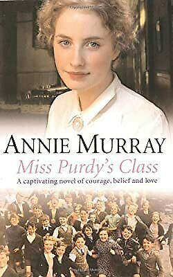 Miss Purdys Class, Murray, Annie, Used; Good Book • 2.96£