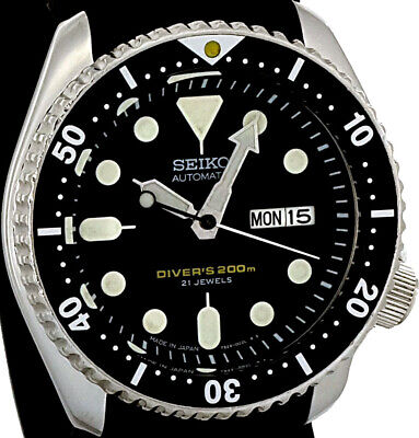 $ CDN130.34 • Buy Vintage Mens Watch SEIKO 7S26 Diver SKX Mod W/all Original Sekio Hand Set