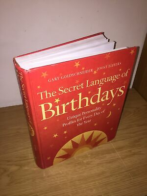 £28.95 • Buy The Secret Language Of Birthdays: Unique Personality Guides For Every Day Of The