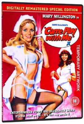 ID11z-Come Play With Me-DVD-New • 16.68£