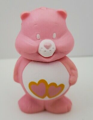 £6.58 • Buy Vintage 1984 Care Bears Love A Lot Bear Figure Plastic Marker No Ink 3  AGC Toy