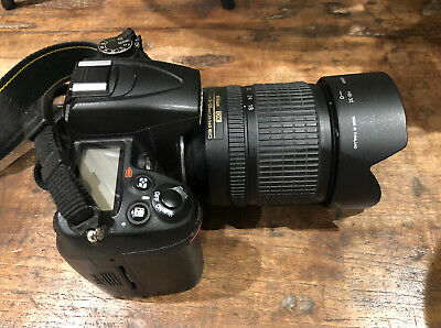 £345 • Buy  **Great Condition** NIKON D7000 DSLR Camera With 18-105 Mm Lens - Black