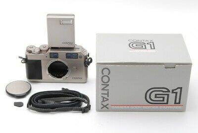 $ CDN469.41 • Buy 【MINT In BOX】 Contax G1 Green Label Rangefinder Camera + TLA140 From JAPAN H63