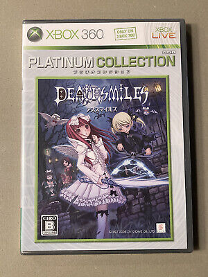 AU128.94 • Buy Deathsmiles - Xbox 360 - Brand New Sealed - Cave Shmup - NTSC-J Import