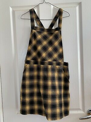 AU15 • Buy Urban Outfitters Pinafore Dress